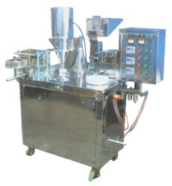Semi Automatic filling machine for 200 capsule